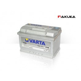 Akumulator Varta Silver 52 Ah C6