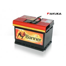 Akumulator Banner Power Bull 62Ah