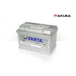 Akumulator Varta Silver 61Ah D21